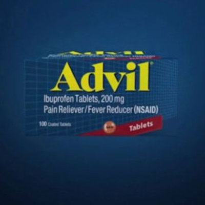 Work advil
